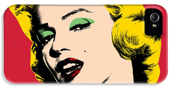 Pop Art IPhone 5 / 5s Case by Mark Ashkenazi