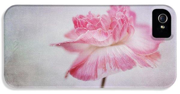 Softly iPhone 5 Cases - Poppy Poem iPhone 5 Case by Priska Wettstein