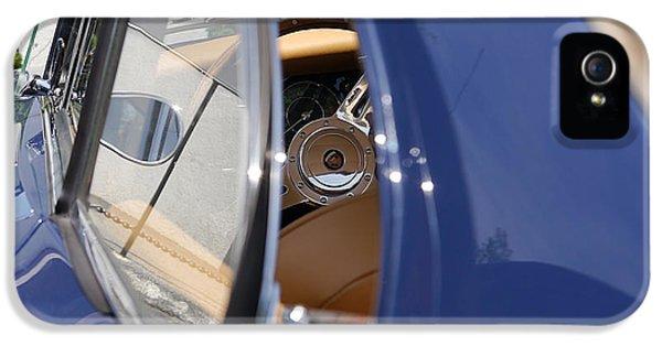 German Racing Driver iPhone 5 Cases - Porsche II iPhone 5 Case by Richard Reeve