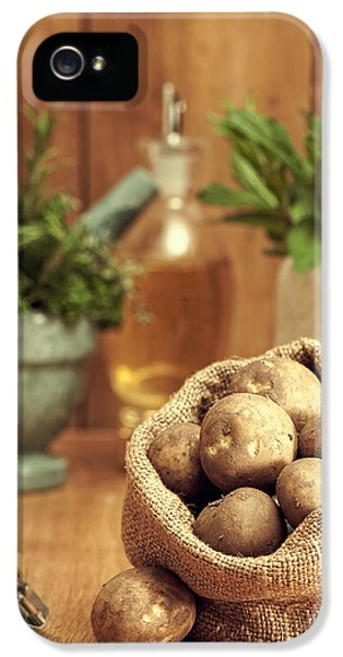 Potatoes IPhone 5 / 5s Case by Amanda Elwell