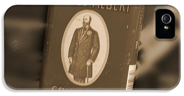 Prince iPhone 5 Cases - Prince Albert in a Can iPhone 5 Case by Mike McGlothlen