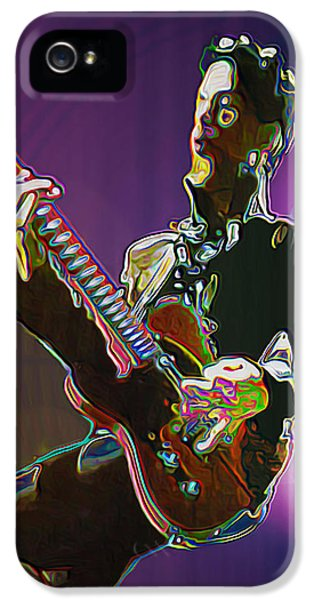 Prince iPhone 5 Cases - Prince iPhone 5 Case by  Fli Art