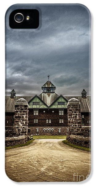 Prepper iPhone 5 Cases - Private School iPhone 5 Case by Edward Fielding