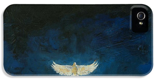 Aves iPhone 5 Cases - Promised Land iPhone 5 Case by Michael Creese