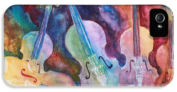 Quintet In Color IPhone 5 / 5s Case by Jenny Armitage