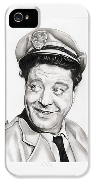 Ralph Kramden IPhone 5 / 5s Case by Fred Larucci