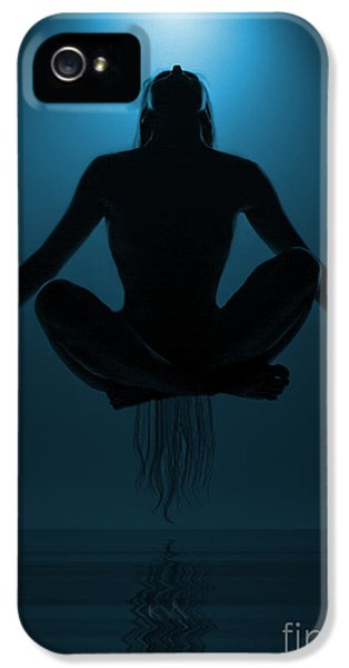 Female iPhone 5 Cases - Reaching Nirvana.. iPhone 5 Case by Nina Stavlund