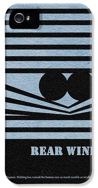 Rear Window IPhone 5 / 5s Case by Ayse Deniz