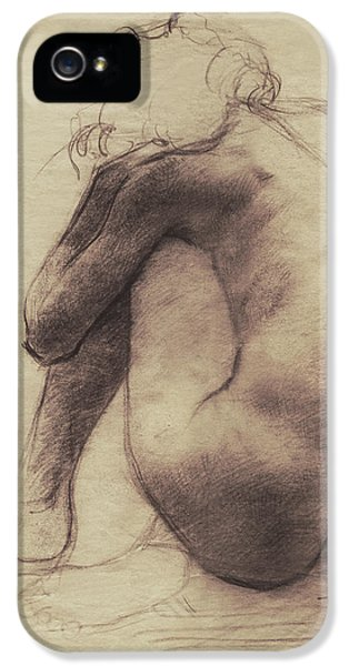 Repose IPhone 5 / 5s Case by Eric Fan
