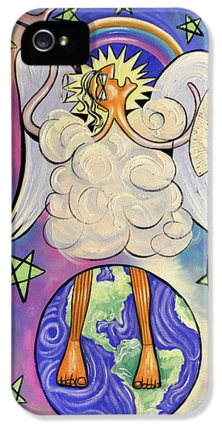 Revelation Chapter 10 IPhone 5 / 5s Case by Anthony Falbo