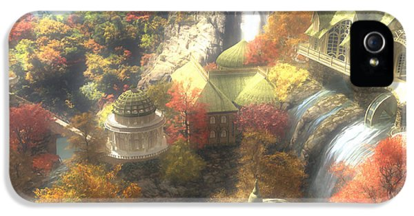 Rivendell IPhone 5 / 5s Case by Cynthia Decker