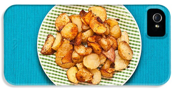 Roast Potatoes IPhone 5 / 5s Case by Tom Gowanlock