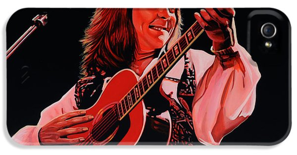 Festival iPhone 5 Cases - Roger Hodgson of Supertramp iPhone 5 Case by Paul  Meijering