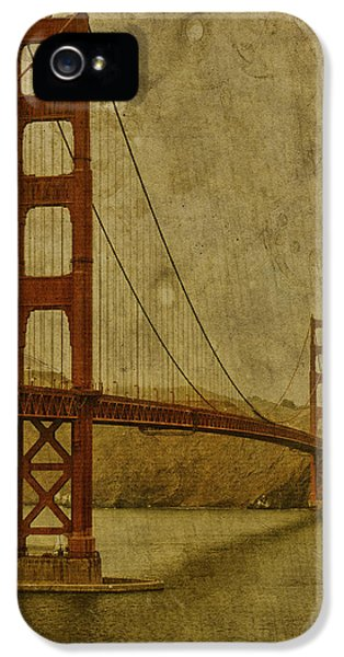 Gate iPhone 5 Cases - Safe Passage iPhone 5 Case by Andrew Paranavitana
