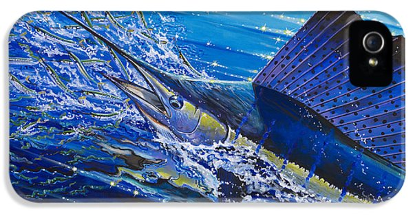Sail On The Reef Off0082 IPhone 5 / 5s Case by Carey Chen