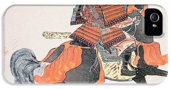 Samurai IPhone 5 / 5s Case by Japanese School