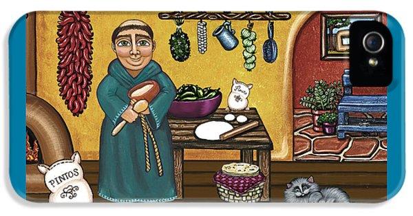 San Pascuals Kitchen IPhone 5 / 5s Case by Victoria De Almeida
