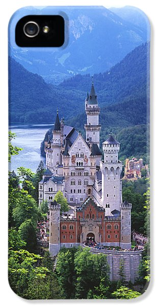 Schloss Neuschwanstein IPhone 5 / 5s Case by Timm Chapman