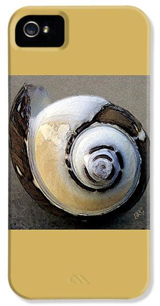 Shells iPhone 5 Cases - Seashells Spectacular No 3 iPhone 5 Case by Ben and Raisa Gertsberg
