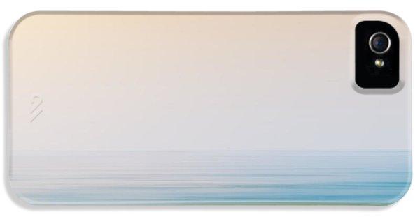 Dreamscape iPhone 5 Cases - Seashore iPhone 5 Case by Wim Lanclus