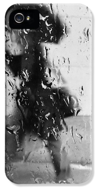 Rain.window iPhone 5 Cases - Self Blaming Dial iPhone 5 Case by Jerry Cordeiro
