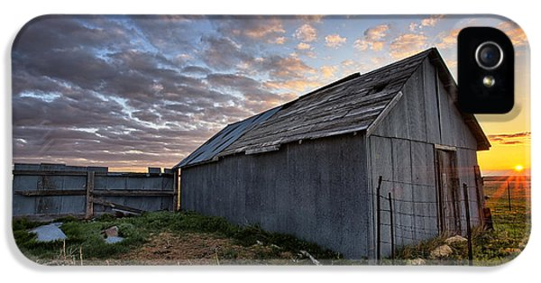 Shed iPhone 5 Cases - Shedded Rising iPhone 5 Case by Thomas Zimmerman