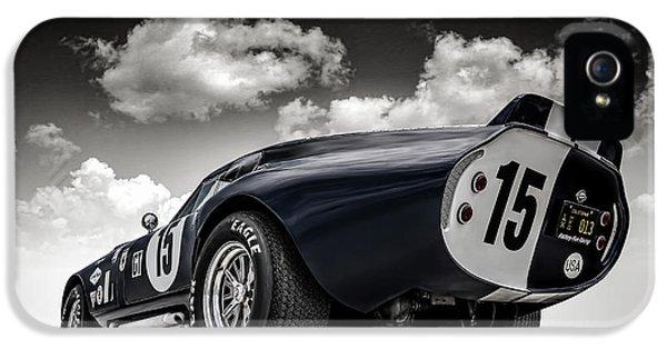 Automotive iPhone 5 Cases - Shelby Daytona iPhone 5 Case by Douglas Pittman