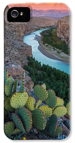 Epic iPhone 5 Cases - Sierra del Carmen iPhone 5 Case by Inge Johnsson
