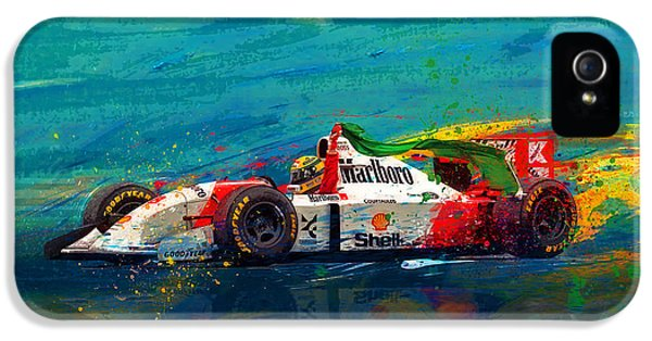 Formula One iPhone 5 Cases - Simply The Best iPhone 5 Case by Alan Greene
