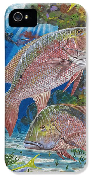 Snapper Spear IPhone 5 / 5s Case by Carey Chen