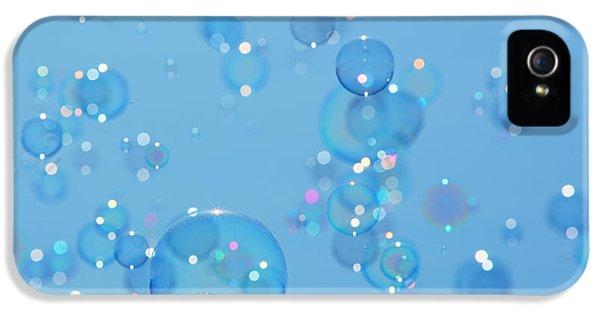 Soap Bubbles IPhone 5 / 5s Case by Jane Rix