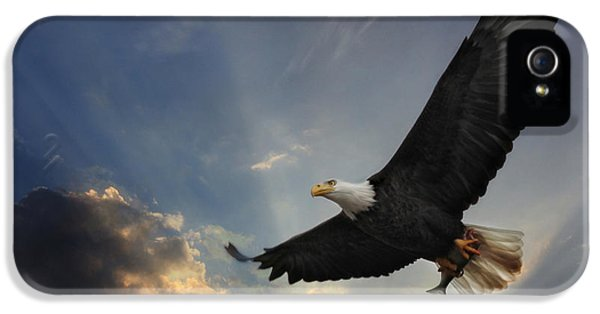 Soar To New Heights IPhone 5 / 5s Case by Lori Deiter