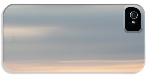 Contemplative iPhone 5 Cases - Soft Sunset La Jolla iPhone 5 Case by Carol Leigh