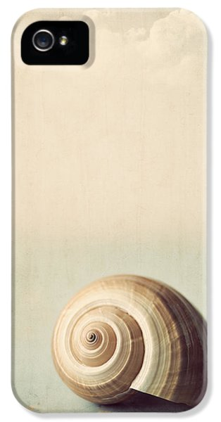 Conch iPhone 5 Cases - Sojourn iPhone 5 Case by Amy Weiss