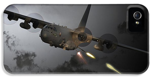 Usaf iPhone 5 Cases - Spooky iPhone 5 Case by J Biggadike