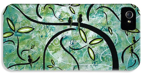 Whimsy iPhone 5 Cases - Spring Shine by MADART iPhone 5 Case by Megan Duncanson