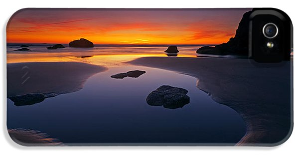 Stacks And Stones IPhone 5 / 5s Case by Mike  Dawson