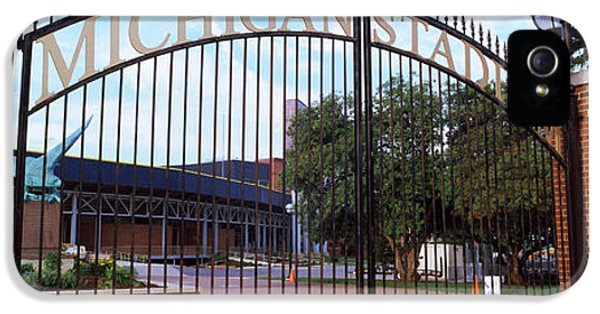 Stadium Of A University, Michigan IPhone 5 / 5s Case by Panoramic Images