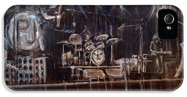 Stage IPhone 5 / 5s Case by Josh Hertzenberg