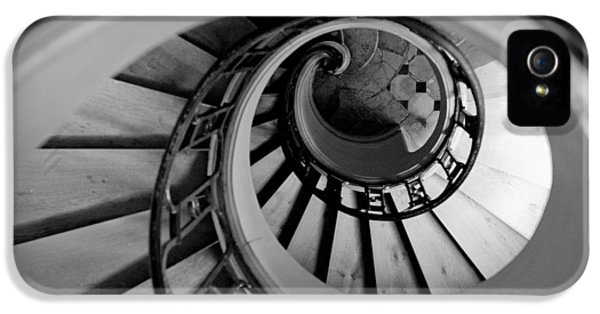 Architecture iPhone 5 Cases - Staircase iPhone 5 Case by Sebastian Musial