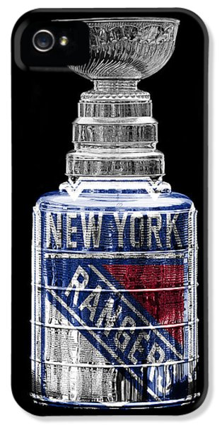 Stanley Cup 4 IPhone 5 / 5s Case by Andrew Fare