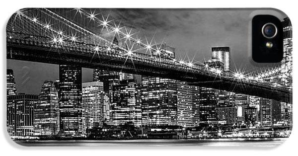 Star Spangled Skyline 2 IPhone 5 / 5s Case by Az Jackson