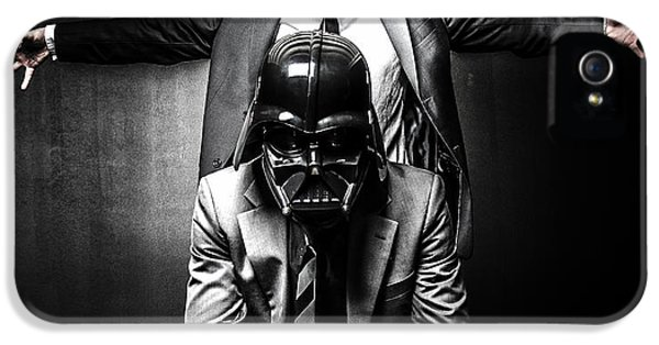 Storm iPhone 5 Cases - Star Wars Suit Up iPhone 5 Case by Marino Flovent