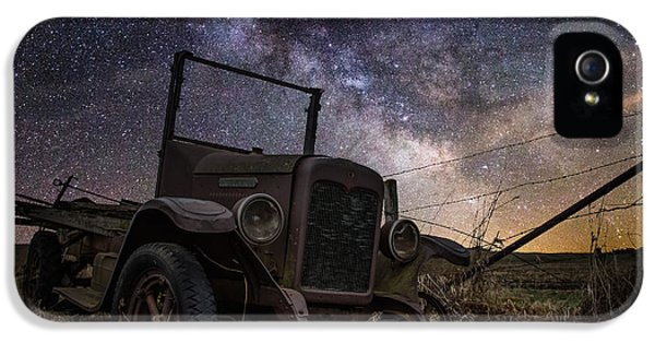 Decay iPhone 5 Cases - Stardust and  Rust iPhone 5 Case by Aaron J Groen