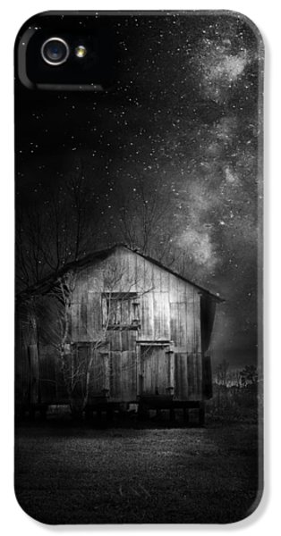 Farmland iPhone 5 Cases - Starry Night iPhone 5 Case by Marvin Spates