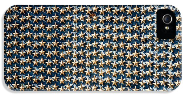Stars IPhone 5 / 5s Case by Greg Fortier