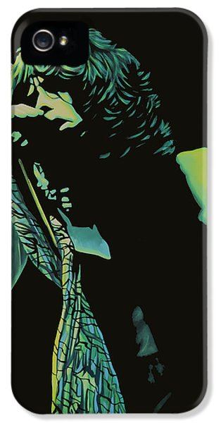 Steven Tyler 2 IPhone 5 / 5s Case by Paul Meijering