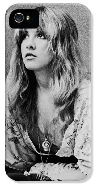 Stevie Nicks IPhone 5 / 5s Case by Nomad Art