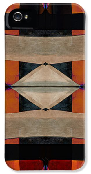 Stone Canyons Santa Fe Series 1 IPhone 5 / 5s Case by Carol Leigh