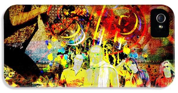 Stone Temple Pilots Original  IPhone 5 / 5s Case by Ryan Rock Artist